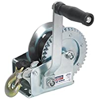 Sealey GWW1200M - Cabestrante manual (con cable, capacidad