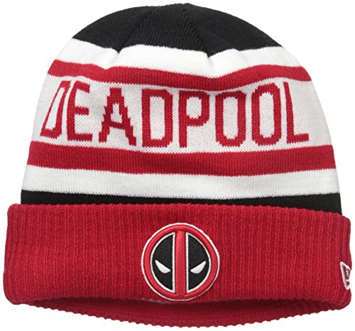 Marvel Mens Biggest Deadpool Beanie product image