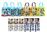 Disney Toy Story Party Favor Stationery Set - 6 Packs (42 Pcs)