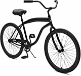 "Critical Cycles Chatham Mens Beach Cruiser 26"" Single-Speed"