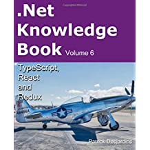 .Net Knowledge Book: TypeScript, React and Redux