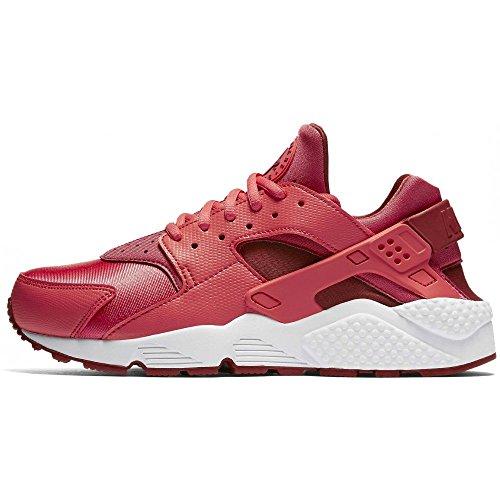 Nike - WMNS Air Huarache Run Red - Sneakers Woman