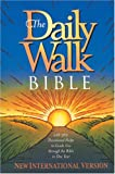 The Daily Walk Bible: New International Version