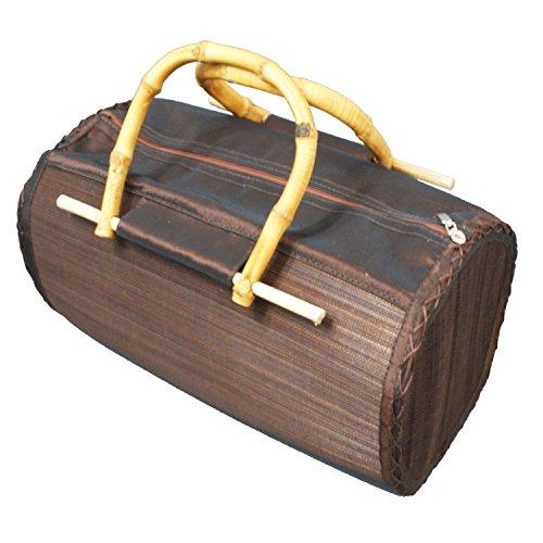 Q&P Taschen - Bolso de asas para hombre marrón marrón