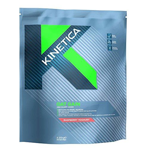 Kinetica Oatgain Raspberry Yoghurt Powder 4.5Kg by Kinetica
