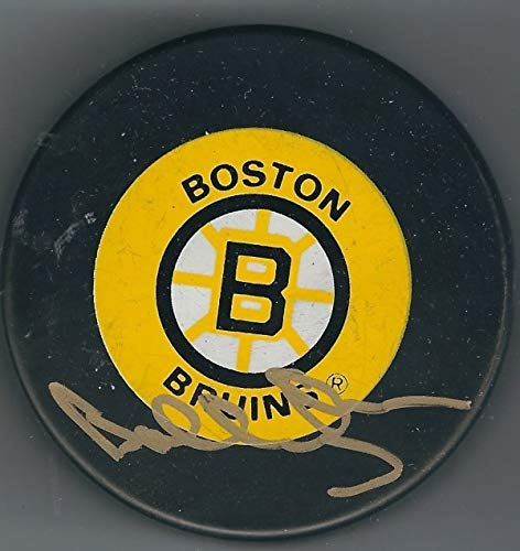 - Bobby Orr Autographed Signed Boston Bruins Hockey Puck Jsa - Certified Authentic
