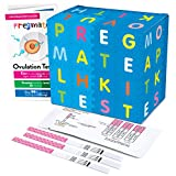 PREGMATE 90 Ovulation LH Test Strips Pregnancy Predictor OPK Kit (90 LH)