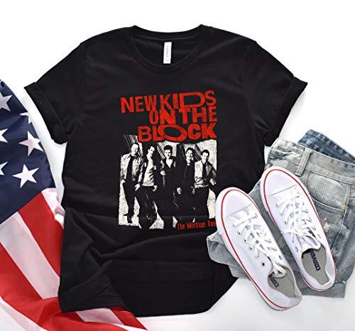 New Kids on the Block Shirt Vintage NKOTB The Mixtape Tour Tshirt 30 Years Aniversity Shirt Nkotb concert Gift for men women (New Kids On The Block T Shirts Vintage)