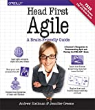 img - for Head First Agile: A Brain-Friendly Guide to Agile and the PMI-ACP Certification book / textbook / text book