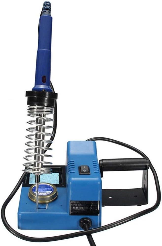220V 60W Digital Soldering Welding Iron Station Tip Wire Welder Adjustable