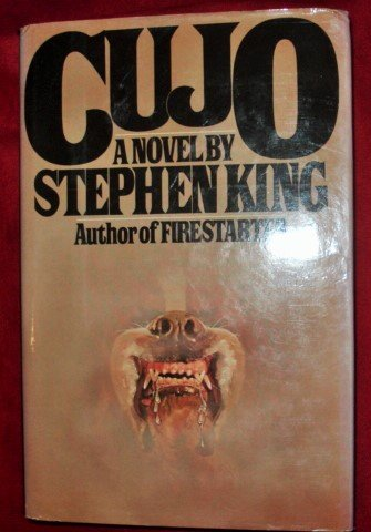 Collectible King - By Stephen King Cujo (1st First Edition) [Hardcover]