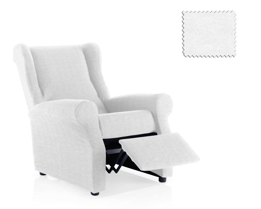 JM Textil Copripoltrona Relax Alana Dimensione 1 Posto (Standard), Colore 00 (Vari Colori Disponibili.)