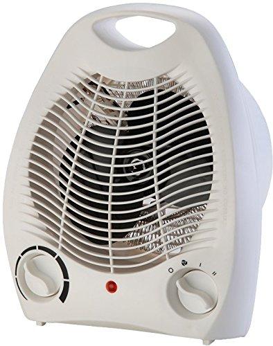 Daya Home Appliances Termoventilatore Verticale, Pluricomposto, Taglia Unica, BBDAYTERM02500