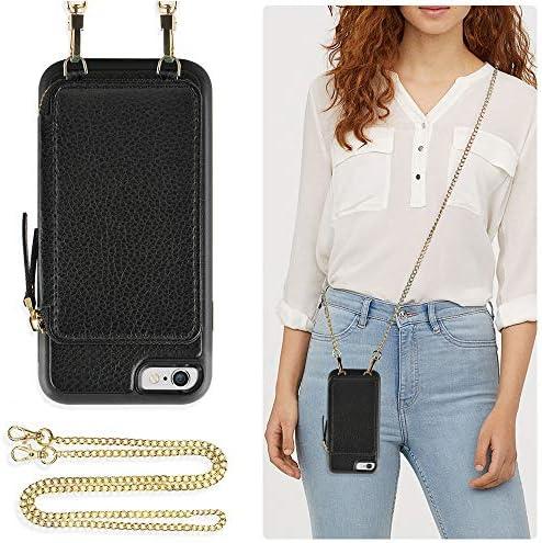 ZVE iPhone Zipper Crossbody Handbag product image