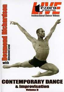 Live at Broadway Dance Center - Contemporary Dance and Improvisation Vol. II with Desmond Richardson
