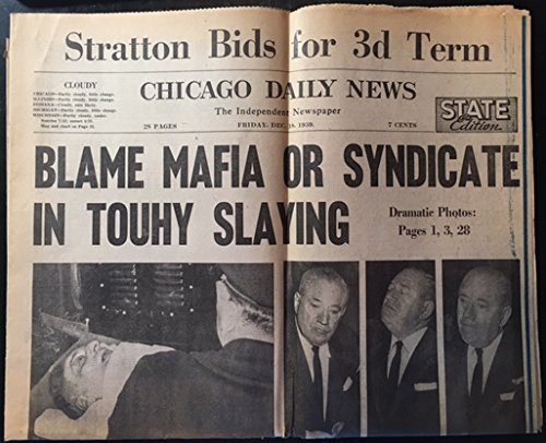Chicago Daily News: The Independent Newspaper (State Edition), vol. 84, no. 299 (Friday, December 18, 1959):