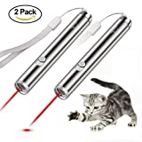 Innozon 2pc Laser Pointer Chaser Toys for Cats, Cat Training Tools Deal (Small Image)