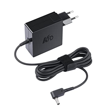 KFD 65W Adaptador Cargador Portátil para Asus Zenbook UX305 UX305CA UX305FA UX305LA UX21A UX31A Ux302 UX302LA