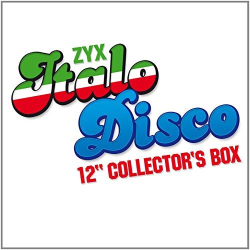 Italo Disco 12 Inch Collector's Box