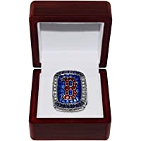 $99 » BOSTON RED SOX (Mookie Betts) 2018 WORLD SERIES CHAMPIONS Rare Collectible High-Quality Replica Baseball Championship Ring with…