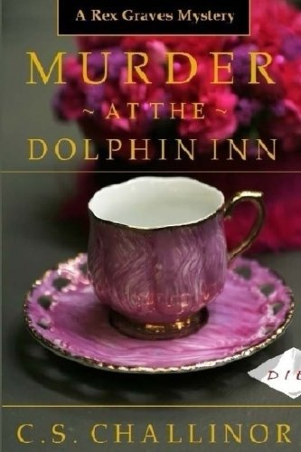 Murder at the Dolphin Inn [LARGE PRINT] (Rex Graves Mystery Series)