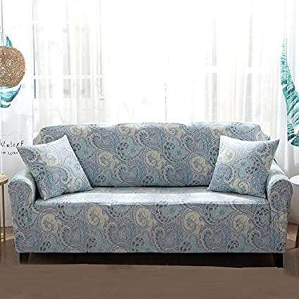 FORCHEER Couch Covers 1/2/3/4 Seater Sofa Slipcover Stretch Arm Chair