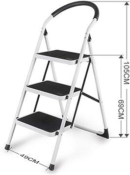 ZXPzZ Escaleras Espesadas De 2 Pasos / 3 Pasos Muebles Escaleras ...