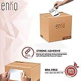 enKo - Compatible DK-2205 Continuous Paper Labels