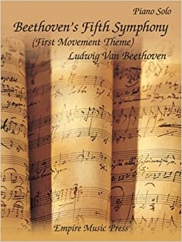 Beethoven's Fifth Symphony (First Movement Theme) Piano Solo