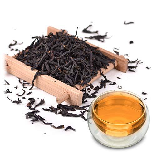 Prettyard 100% Organic Chinese Wuyi Mountain Natural Loose Black Tea – JinJunMei Tea – for Brew Hot or Iced Tea – 1.76OZ/0.11LB/50g