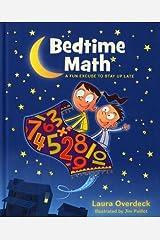 [(Bedtime Math )] [Author: Laura Overdeck] [Jun-2013] Hardcover