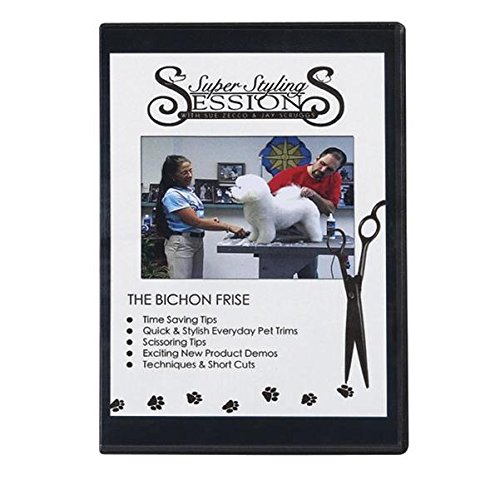 Soupe Styling Sessions SuperStyle Sess DVD for Pet Grooming, Mobile Groom