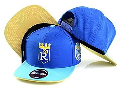 MLB American Needle Limited Edition Chipper Gold Visor Adjustable Snapback Hat