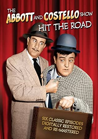 The Abbott And Costello Show Hit Road