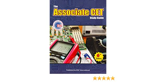 the associate cet study guide 9781891749070 amazon com books rh amazon com