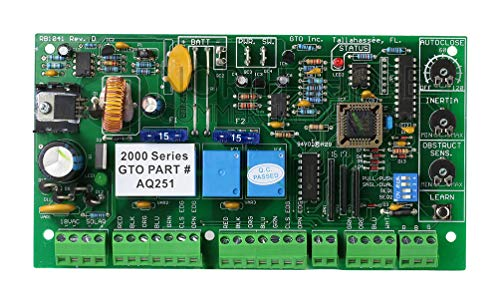 Mighty Mule AQ251 PC Board Logic Board Gate Operator Replacement Pro 1000 Series