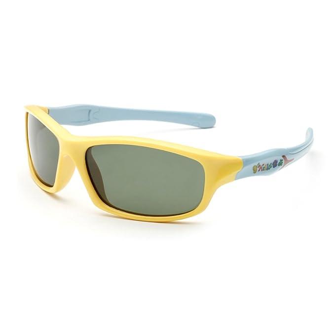 Vitalite - Gafas de sol - para niña amarillo amarillo ...