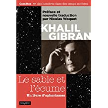 Le sable et l'écume - un livre d'aphorismes (Comètes) (French Edition)