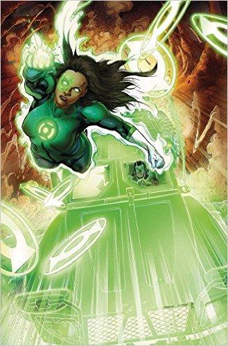 Green Lantern Four - Green Lanterns #4