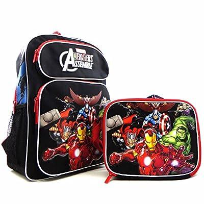Kids Boys Licensed Avengers Iron Man Hulk Thor 16