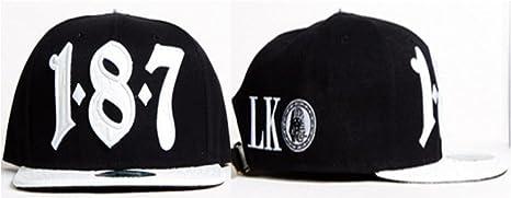Last Kings LK 187 Strapback Cap Gorra Hat Tisa Obey Wati B Ymcmb ...