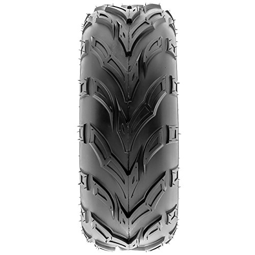 SunF A004 ATV Golf Carts Off-Road Tire 16x7-8, 6 PR, Track & Trail, Tubeless by SunF (Image #7)