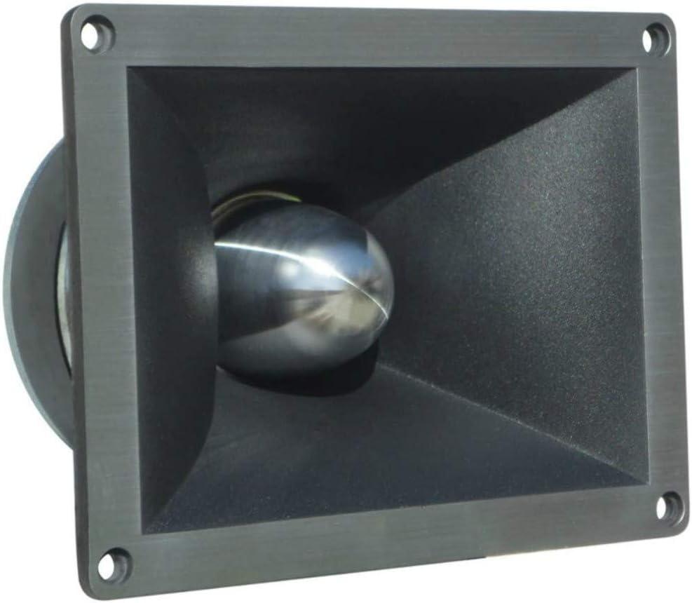 1 Pieza 1 Master Audio BST300 Driver Tweeter de compresi/ón 350 vatios rms y 700 vatios MAX impedancia 4 ohmios sensibilidad 112 db spl SQL Coche