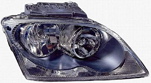 OE Replacement Chrysler Pacifica Passenger Side Headlight Assembly Composite (Partslink Number - Chrysler Pacifica Headlight Replacement
