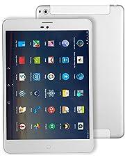 Tablet PC 7.85 Pulgadas 4G LTE - Winnovo M798 de Android 5.1 Quad Core 16 GB ROM SIM única Wi-Fi GPS Bluetooth Metal Plateado