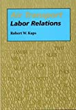 Air Transport Labor Relations (Southern Illinois University Press Series in Aviation Management)