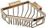 Deltana WBC6353CR003 6-Inch Corner Pentagon Wire Basket