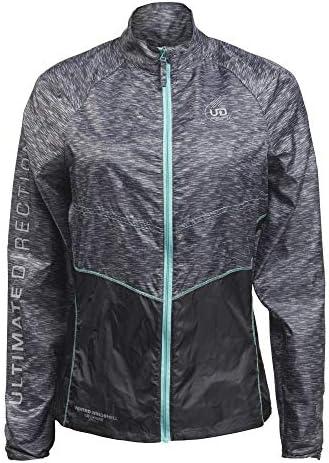 Ultimate Direction Women's Ventro Packable Lightwieght Running Windbreaker Jacket