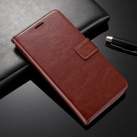 premium selection 64382 ebccb Mi Y2 Flip Cover Case : RGSG Artificial Leather Flip: Amazon.in ...