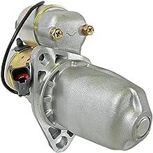 DB Electrical SMT0209 New Starter for Altima 3.5L 3.5 02 03 04 2002 2003 2004, Maxima & Quest 04 05 06 2004 2005 2006 w Automatic Transmission 410-48066 M0T87187ZC 23300-8J120 STR-3526 TM000A32401